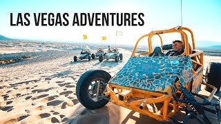 WE ALMOST LOST IT | Returning To Las Vegas