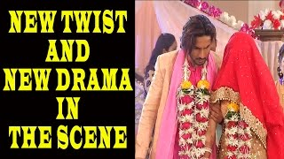 NEW TWIST  IN KALASH TV SHOW ON LOCATION SHOOT