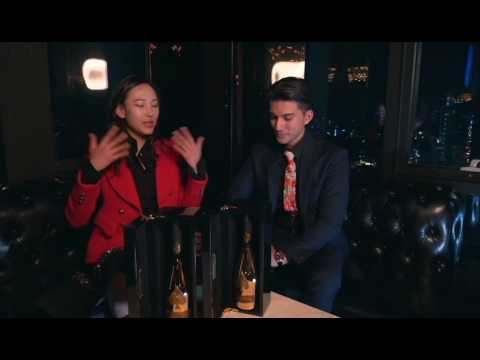 Seoul Luxury - Interview at The View Lounge with Charles