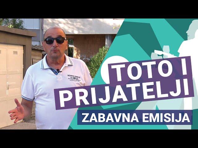 TOTO I PRIJATELJI - gost Damir Tvrdić