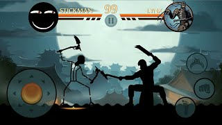 shadow fight 2 stickman vs lynx