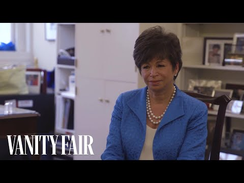 Valerie Jarrett Endures an Awkward Comedy Pitch Meeting with Veep Star Matt Walsh