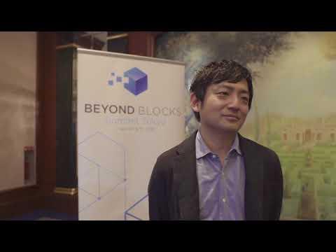 Yuzo Kano, CEO of bitFlyer - Digging Deeper at Beyond Blocks Summit Tokyo 2018