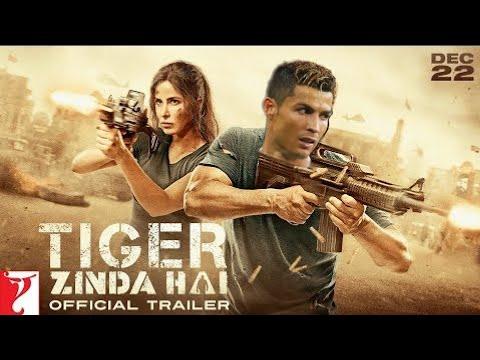 Tiger zinda Hai Trailer ft. Cristiano...