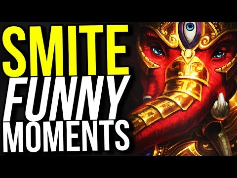 BEST SMITE MATCH OF ALL TIME! (Smite Funny Moments)