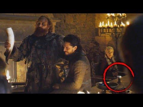 """The Starbucks scene"" in Game of Thrones"