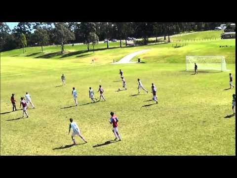 13/8/2015 JPC U 18 vs Kelvin Grove