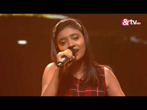 Srishti Chakraborty - Khamoshiyan - Liveshows - Episode 18 - The Voice India Kids