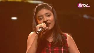 Srishti Chakraborty - Khamoshiyan - Liveshows - Episode 18 - The Voice India Kids thumbnail