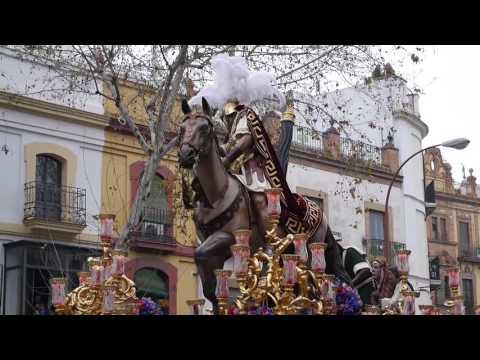 La Madrugá 2016 Sevilla - Stmo. Cristo de las Tres Caidas en El Baratillo (FULL HD)