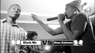 Freestyle Rap Battle- CRB S01E23 Black Mc Vs Stan Rhymes