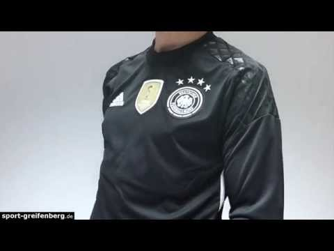 adidas dfb torwart trikot 2016 2017 home neuer trikot. Black Bedroom Furniture Sets. Home Design Ideas