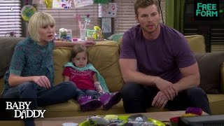 Repeat youtube video Baby Daddy | Season 6, Episode 3 Sneak Peek: Riley and Danny Teach Emma About Wrestling | Freeform