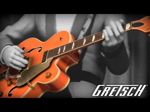 "Duane Eddy Performs ""Rebel Rouser"" on his G6120DE"