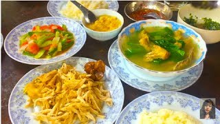 Cambodian Family Food Compilation - Cooking Traditional Food At Home - Asian ( cuisine)