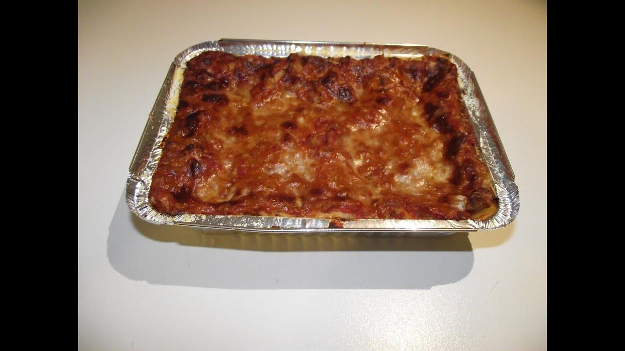 Ricetta: Lasagne al forno...speciali! - YouTube