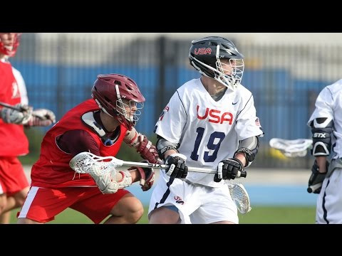 U.S. Men's U19 National Team vs. Canada U19 [Full Broadcast]