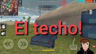Trucos y bugs free fire -Battleground (android/IOS) (GAMEPLAY)