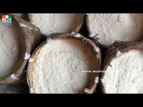 HUGE QUANTITY OF WHITE RICE MAKING | INDIAN HOTELS