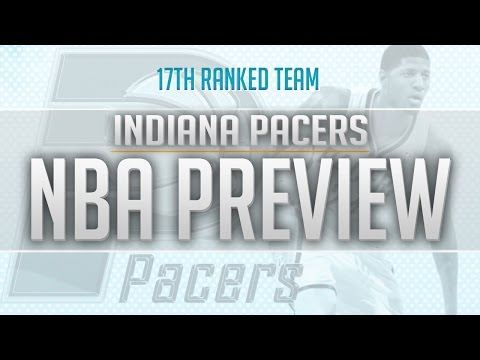 Indiana Pacers | 2015-16 NBA Preview (Rank #17)
