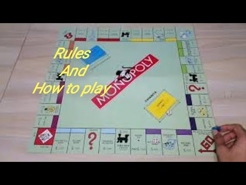 Rules monopoly game Monopoly Auction