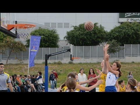 Nuevas canchas de baloncesto en Siete Palmas 'Pepe Armas'