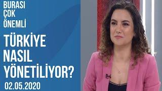 Burası Çok Önemli | Murat İde-Çiğdem Akdemir | 02.05.2020