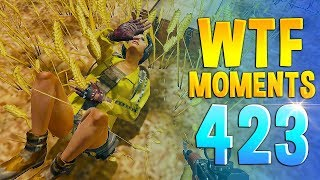 PUBG Daily Funny WTF Moments Highlights Ep 423