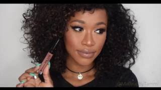One of Tammi Clarke's most viewed videos: TOP 10 NUDE LIPSTICKS FOR DARK SKIN Collab W/TheTemioTouch