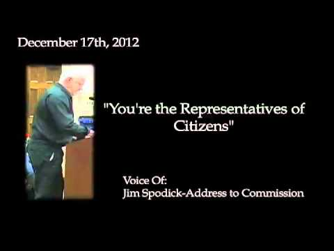 Address to City Cable Commission subject Car-25