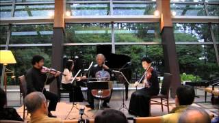 Mozart Piano Quartet No.2 E-Flat-Major K.493 3rd Mvmt