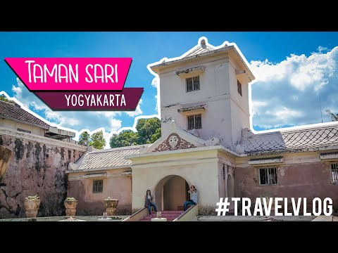 #travelvlog-wisata-tamansari-yogyakarta