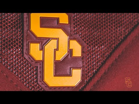 usc-football---clay-helton-on-the-iconic-uniform