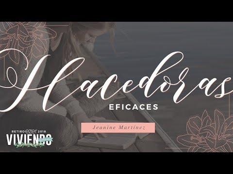 Hacedoras Eficaces - Jeanine Martínez
