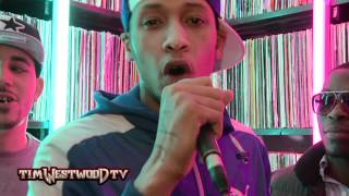 Westwood Crib Session - Mashtown Freestyle