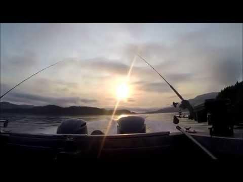 Quatsino Sound Fishing: Day 4