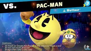 "Super Smash Bros. Ultimate ""Modo Aventura: Rescate de Espadachin Mii""[SSBU][SWITCH] #104"