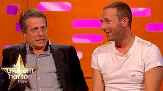 Hugh Grant Flirted With Chris Martin's Partner | The Graham Norton Show