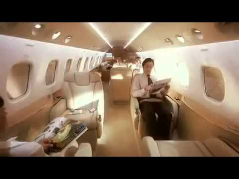 Embraer Legacy 650   Best executive Jet Low