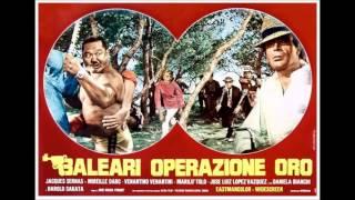"""Benedetto Ghiglia """"Baleari Operazione Oro""""  -1966-"""