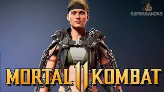 Mortal Kombat 11: Ronda Rousey Playing Sonya LEAK IS REAL, Geras & More (Mortal Kombat 11)