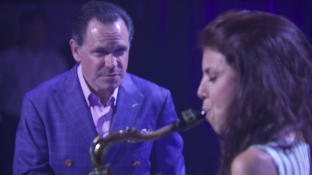 Kurt Elling | Melissa Aldana |  There's a Boat Dat's Leavin' Soon for New York |