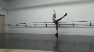 How to: Get a Higher Arabesque