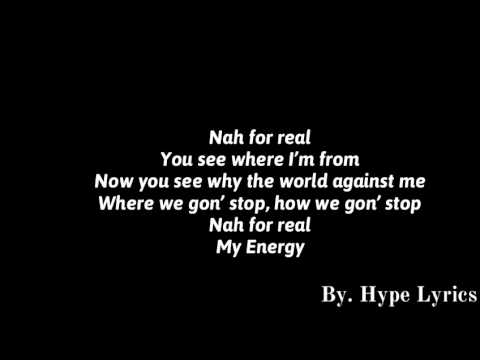 Famous Dex - My Energy (Lyrics)
