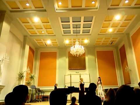 Recital -Janacek Academy of Music, Brno, Czech
