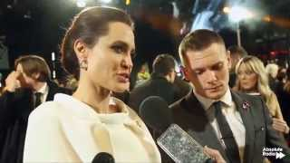 Angelina Jolie and Jack O'Connell: Unbroken Interview