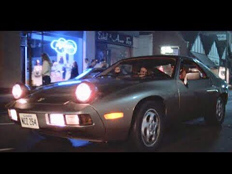 """Tom Cruise """"Porsche, there is no substitute"""" Risky Business"""