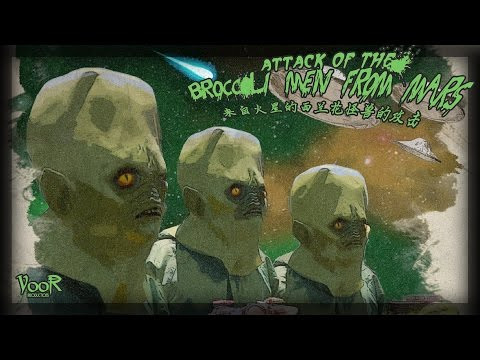 Attack of the Broccoli Men from Mars (2016) thumbnail