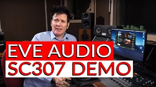 Eve Audio SC307 Demo & My Favorite Reference Tracks - Warren Huart: Produce Like A Pro