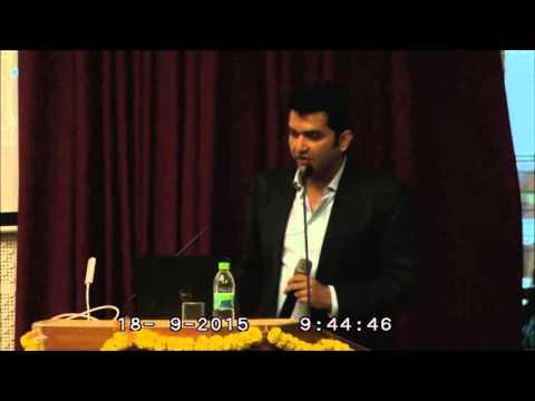 Xth Telecom Symposium: Mr. Rakshit Kapoor